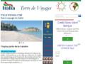 VOYAGES : Voyage en Italie